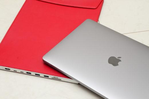 MacBook Pro の拡張性を上げる究極のケース「DOCKCASE」がキタ!