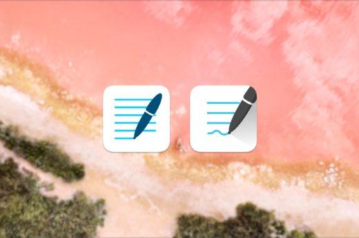 iPad手書きノートアプリの最新版GoodNotes 5!GoodNotes 4との違い・変更点を解説