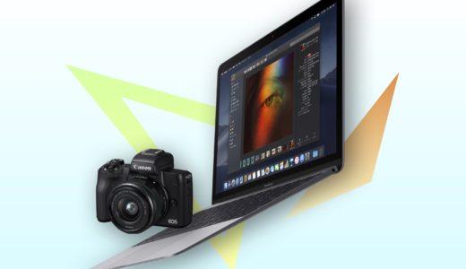 手軽に持ち運べるCanonのミラーレス「EOS Kiss M」カメラ初心者のレビューその1|無線接続機能がすごい!