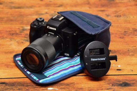 カメラにもっと愛着を。EOS Kiss Mに最適なアクセサリを集めたよ