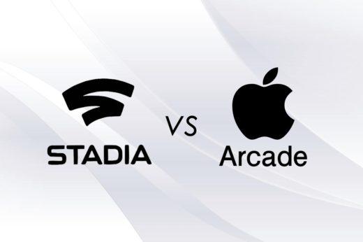 ゲームの新時代が来るぞ!Google StadiaとApple Arcade、2つの新たなゲームサービスを比較解説!