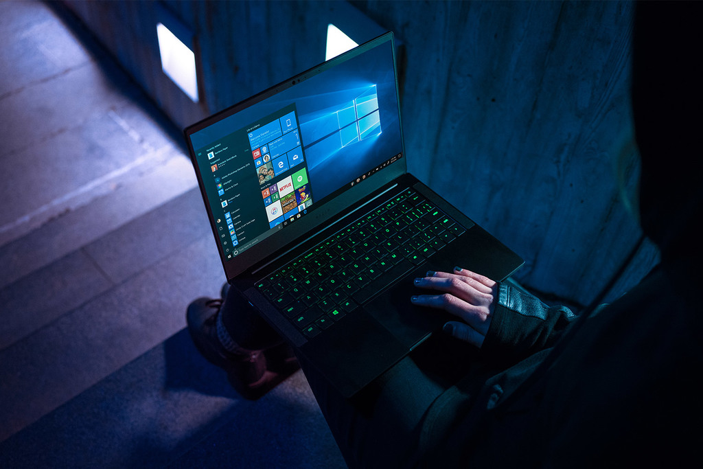 razer blade stealth pc ゲーミング