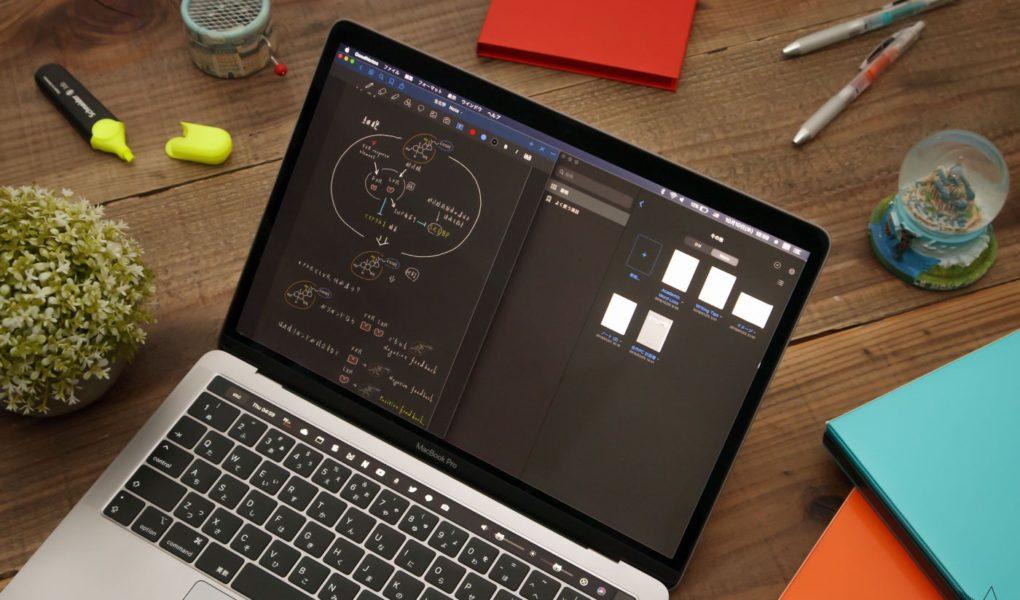 GoodNotes 5 Mac版を使いこなすアイデア紹介!神アプリ「BetterTouchTool」&「BetterSnapTool」と組み合わせて最高の使い心地をGETしよう