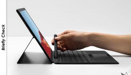 「Surface Pro 7」「Surface Pro X」発表!待望のUSB-C搭載、Pro X は次世代機にふさわしい驚愕のスペックだ!