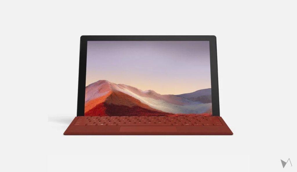 Surface Pro 7 usb c surface pro X microsoft