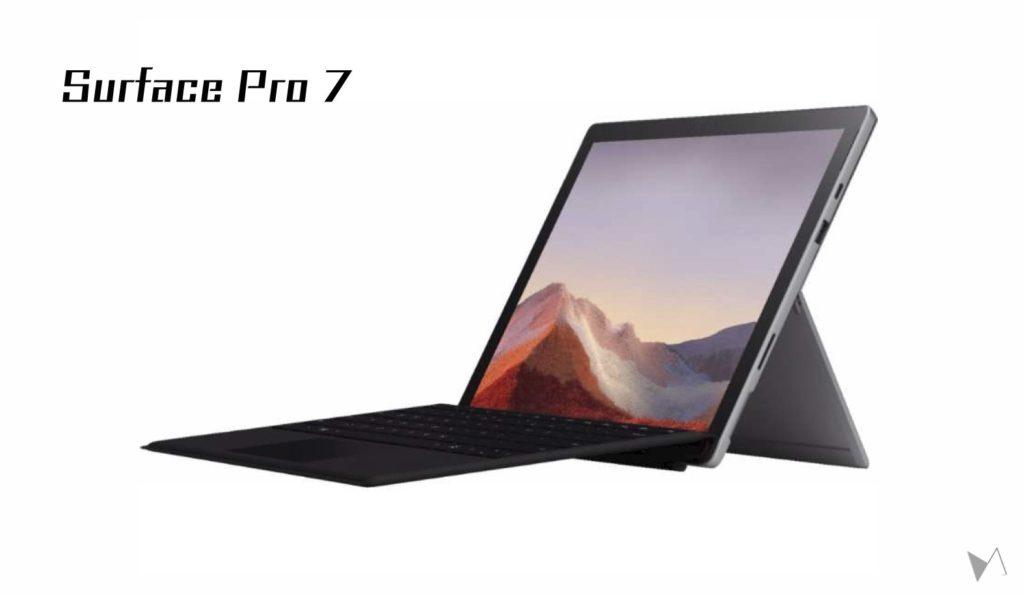 Surface Pro 7 usb c surface pro X