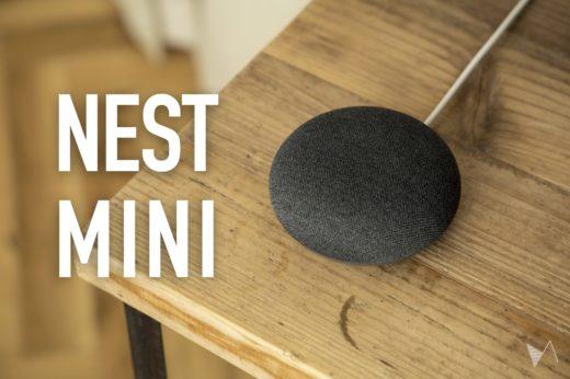 グーグルがくれた Nest Mini が初期不良かも知れない...