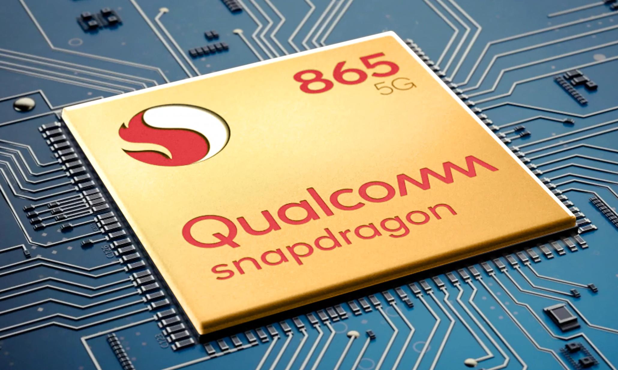 1. SoCに「Snapdragon 865 5G」を採用