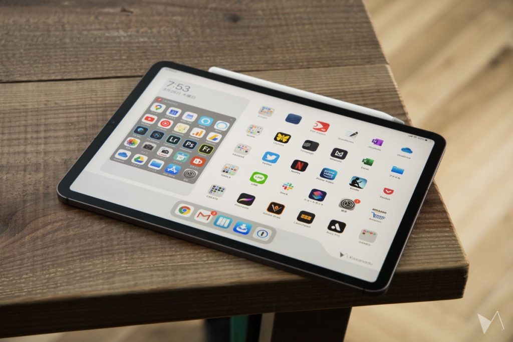 iPad Pro 2020 レビュー
