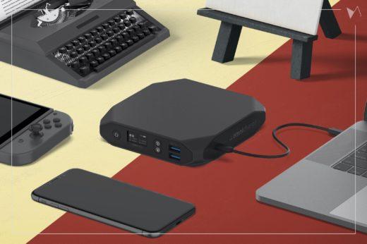 """""""最強""""を塗り替えた新生バッテリーを手に入れぬ理由はない —— Omni 20 USB-C+"""