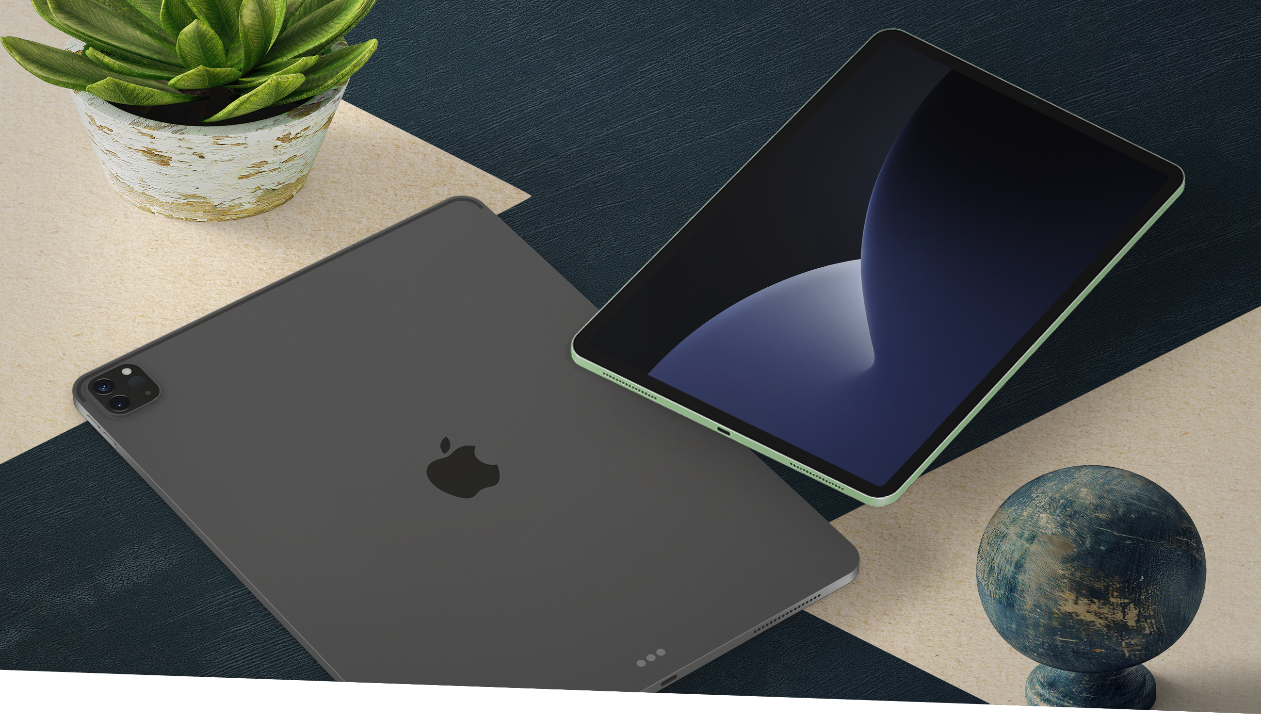 目で見て比べるiPad 2020後半 − 現行5機種の特徴と違いを徹底比較。選び方のポイントは?