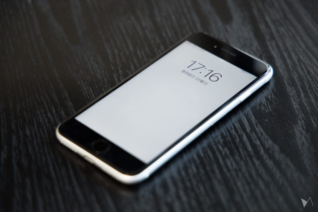 EVERPROOF iPhone コーティング レビュー