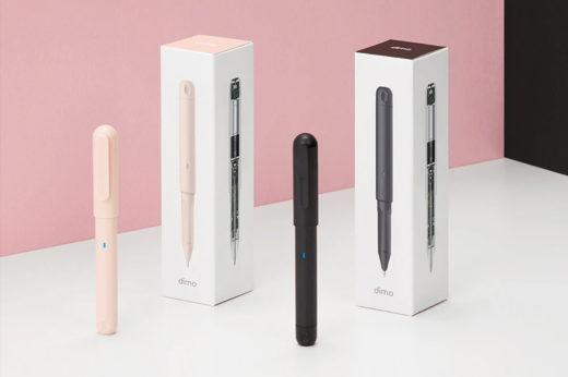 スマートペンの入門機、ポップで可愛らしいデジタル文具 —— Neo smartpen dimo