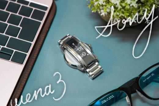 ソニー「wena3」は腕時計の価値を活かしたユニークなスマートウォッチだ:実機レビュー