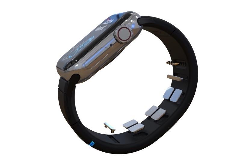 2021 最新 スマートウォッチ apple watch ジェスチャー