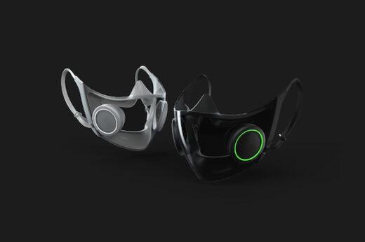 Razer、声を明瞭に伝える高性能マスクと有機ELディスプレイ搭載のゲーミングチェアを披露:CES2021