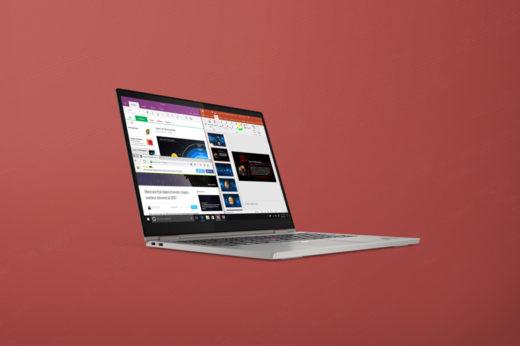 アスペクト比3:2、重量1.15kgの2-in-1「ThinkPad X1 Titanium Yoga」がお披露目:CES2021